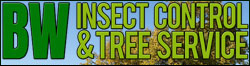 BW Insect Control And Tree Care Logo